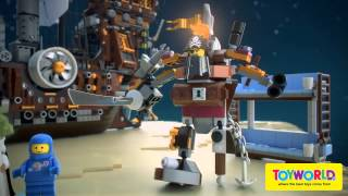 Toyworld Nz Lego Movie Metalbeard's Sea Cow 70810