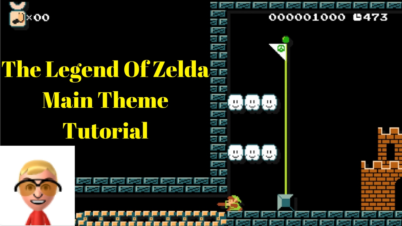 Music in minutes: the legend of zelda main theme tutorial super.