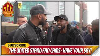RANTS! 2 Points Dropped! Manchester United 0-0 Liverpool FanCam