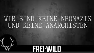 Frei.Wild - Das Land der Vollidioten [Lyricversion]