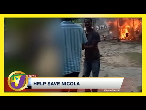 Help Save Nicola - Man Arrested | TVJ News | Jamaica News