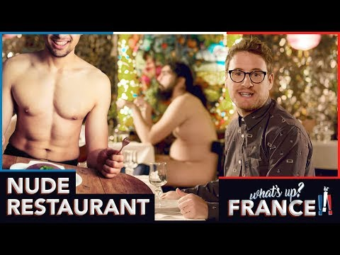 What's Up France - #12 - Nude Restaurant thumbnail