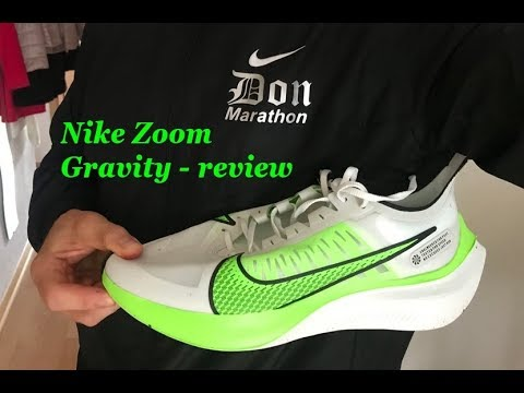 Nike Zoom Gravity Review - YouTube
