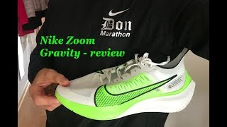 Nike Zoom Gravity Review