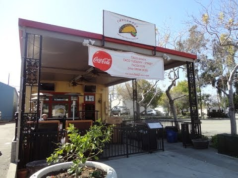 Lunch Review: Taco Shack, Redlands, California - YouTube