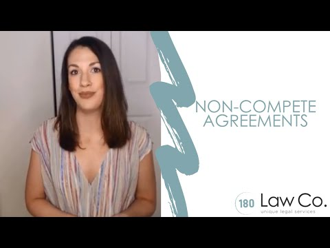 Non-Compete Agreements - All Up In Yo' Business