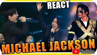 Baixar DIMASH canta MICHAEL JACKSON com LAURE - A SAGA NA CHINA - Marcio Guerra React