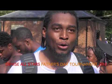 #djmarioTv presents DENISE ALL STARS WASHINGTON HEIGHTS ACADEMY FATHER'S DAY TOURNAMENT  2018