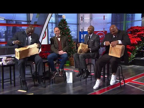 [Ep. 09/15-16] Inside The NBA (on TNT) Full Episode – Christmas Gift Exchange/Shaqtin' Ep. 7