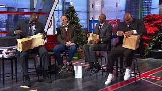 [Ep. 09/15-16] Inside The NBA (on TNT) Full Episode - Christmas Gift Exchange/Shaqtin' Ep. 7