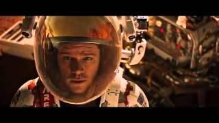 Марсианин 2015 русский трейлер смотреть