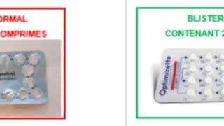 L'ANSM rappelle un lot de pilules contraceptives Optimizette Gé,
