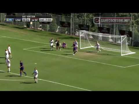 Highlights: South Carolina Women's Soccer Defeats LSU