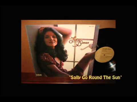1975 LUCY SIMON 'Sally Go Round The Sun' from her debut album