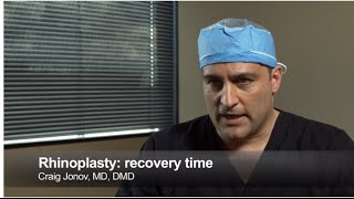 Rhinoplasty - What to expect during the recovery time, Seattle (nose job)