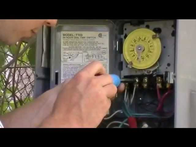 installing a timer  youtube