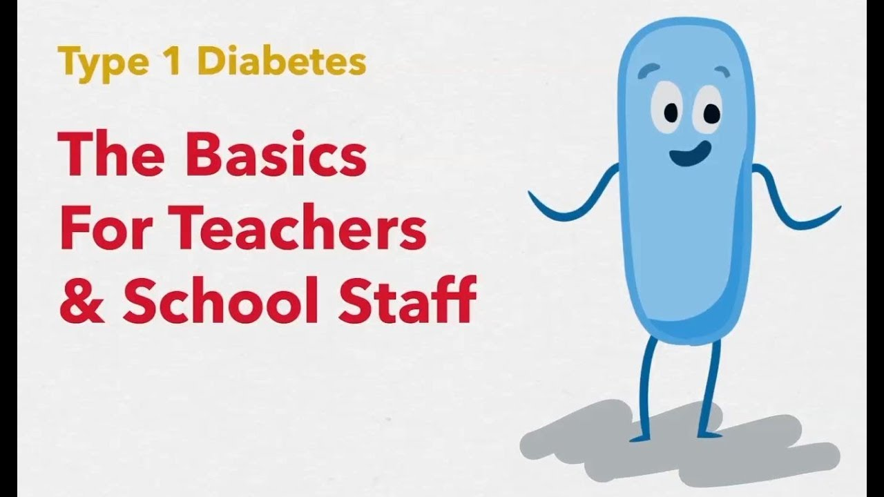 images Managing Type 1 Diabetes at School