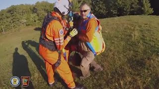 Minn. Hunter Rescued After 3 Nights in Woods