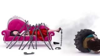 Phim ngắn Nàng Bạch Tuyết chế Hài kinh khủng - Thế giới hoạt hình