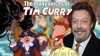 Many Voices of Tim Curry (Wild Thornberrys / FernGully / Star Wars: The Clone Wars)