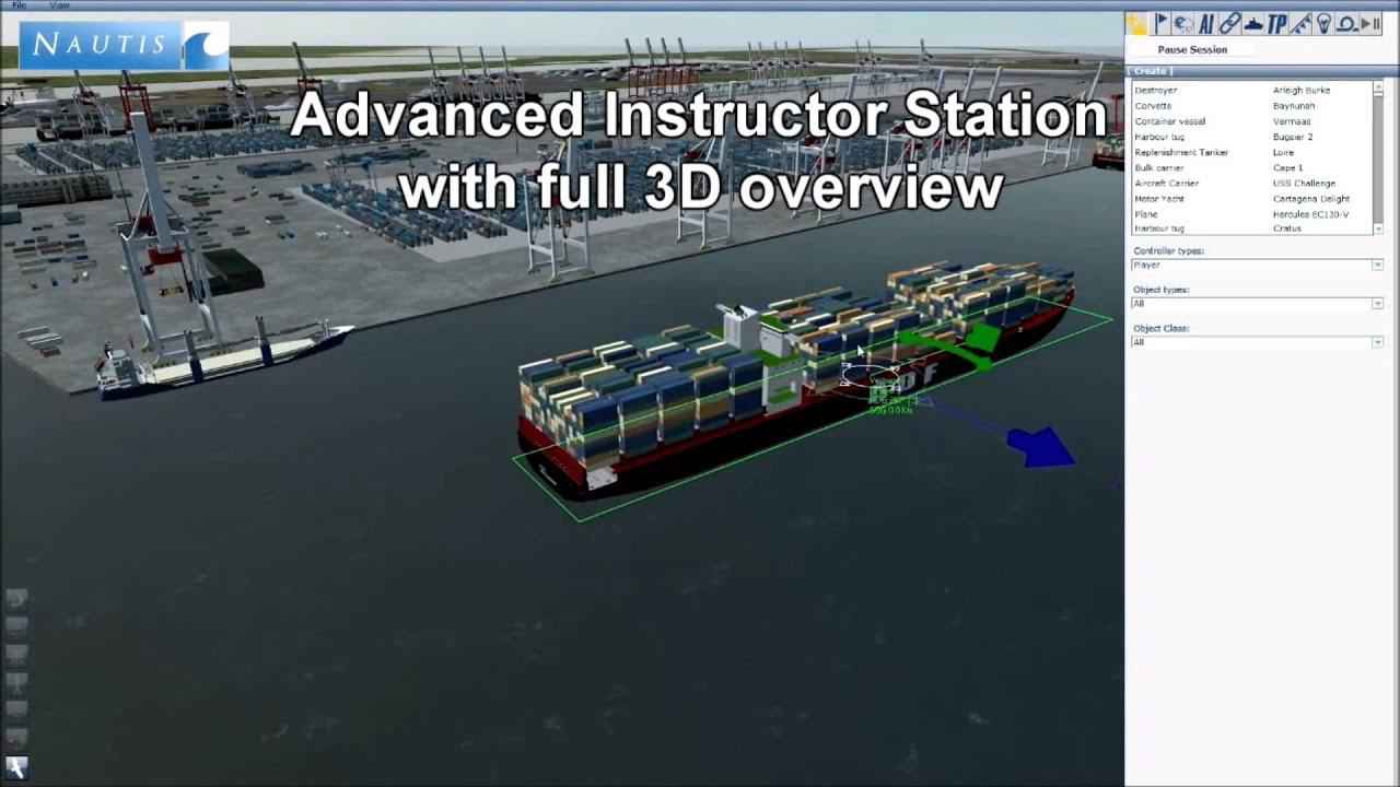 Download Nautis Denizcilik Simülasyon Yazılımı
