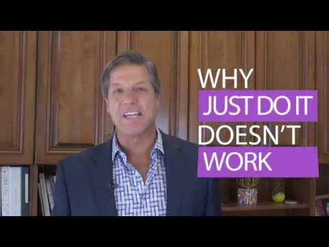 Why 'Just Do It' Doesn't Work | The Brain Science of Motivation
