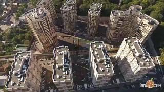 Ставрополь с высоты 200 метров - Шоколад жилой комплекс