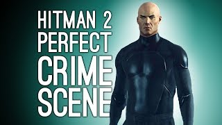 Hitman 2 Gameplay: PERFECT CRIME SCENE in Hawke's Bay (Let's Play Hitman 2)