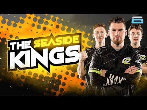 THE SEASIDE KINGS!! THIS IS DASHY'S MAP FOR CWL FORT WORTH! (COD: BO4)
