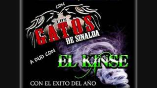 EL TERMINATOR  LOS GATOS DE SINALOA  A DUO CON ANGEL DEL RIO  *** EL KINSE** YouTube Videos