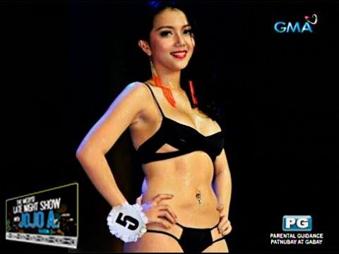 7ac8f93badb China Roces wins at the Dutdutan 14 Bikini Contest - YouTube