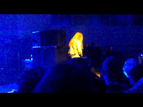 Zakk Wylde - Guitar Solo - Helsinki - House of Culture - 6.3.2011