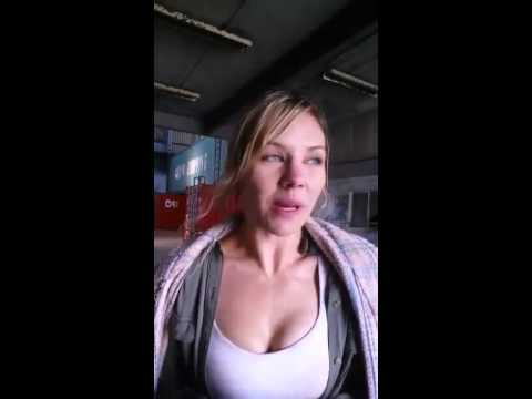 Amy Johnston Lady Bloodfight Dan's Movie Report Promo