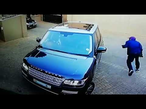 ATTEMPTED HIJACK in JHB Victim Opened Fire on the SUSPECTS 01