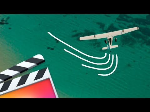 Whip Ramp Transition (No Plugins Required!) | Final Cut Pro X Tutorial