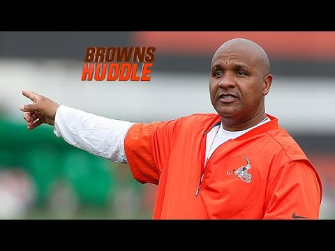 Browns Huddle: Day 1 of Training Camp Complete