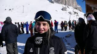 Ruby Andrews Winter Youth Olympic Games