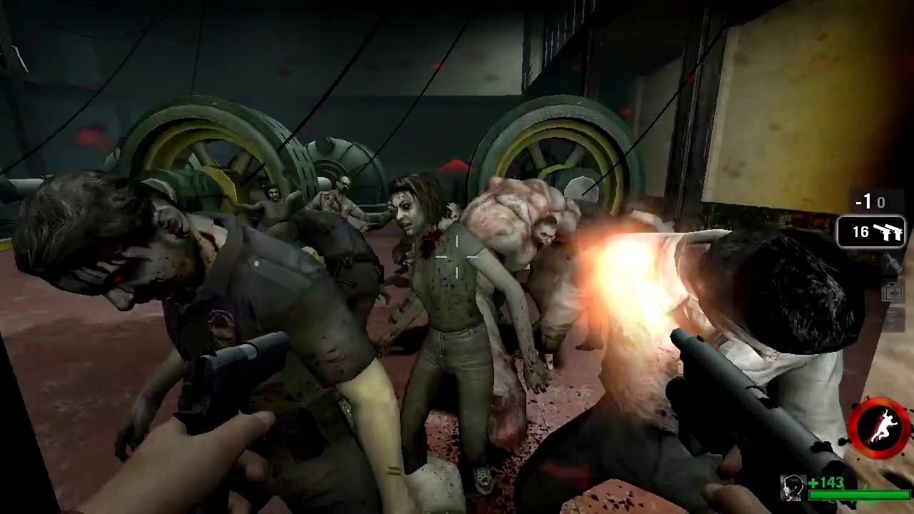 Left 4 Dead - Hunter on Survivor Team