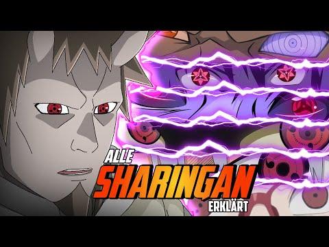 Vom Sharingan zum Rinnegan - Alle Sharingan erklärt!   Naruto & Boruto