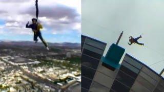 Stratosphere SkyJump and Rides - Las Vegas (music by Giorgio Piovan)