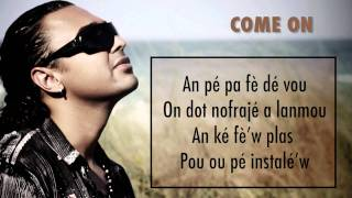 8 - Ali Angel - Come On - Lyrics