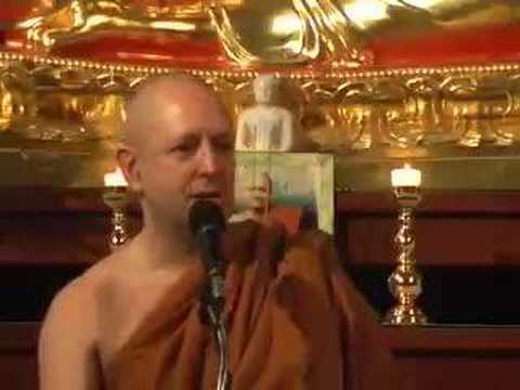 Talk Your Way To Happiness | Ajahn Brahm | 09-02-2007