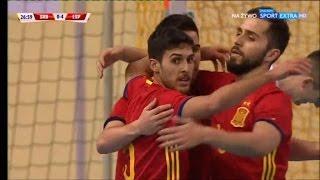 2017 03 Serbia - Spain
