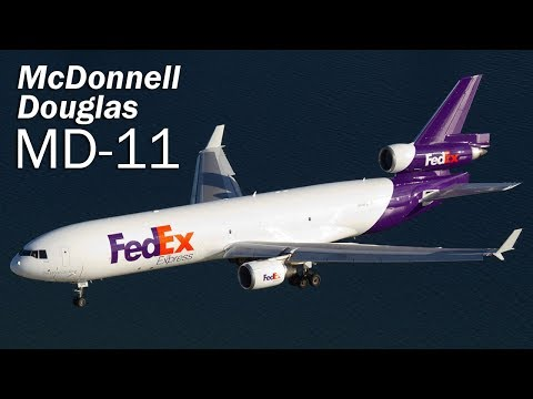 MD-11 - the McDonnell Douglas swan song
