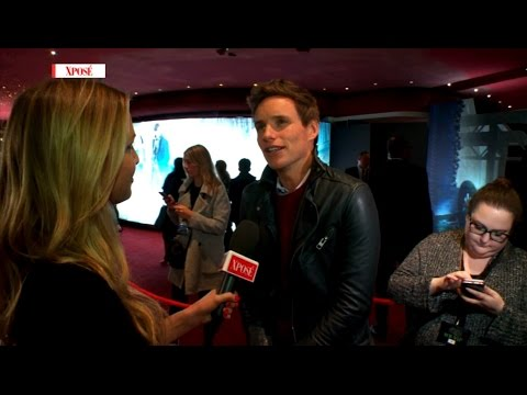 Eddie Redmayne Has A Man Crush For Colin Farrell! - Big Interview