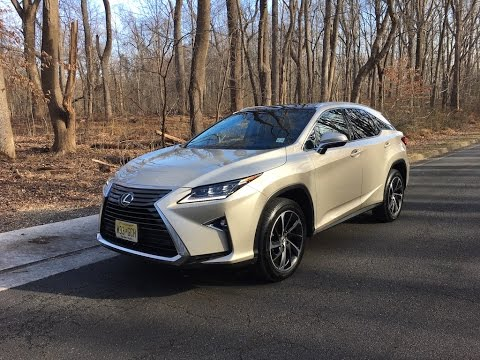 2017 Lexus Rx 350 Redline Review