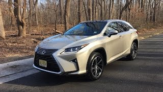 2017 Lexus RX 350 – Redline: Review