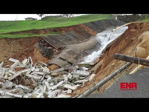 Emergency Dam Operations in Puerto Rico