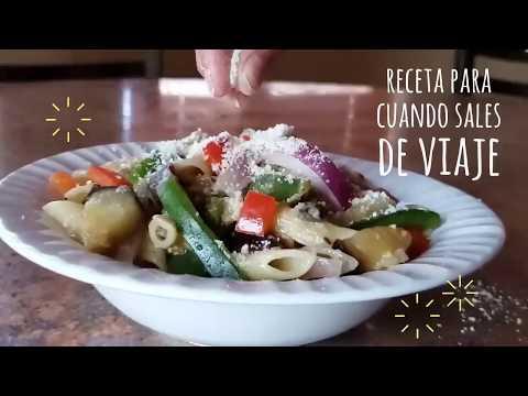 Fácil y Deliciosa Pasta con Verduras 🍝 Comidas Saludables desde Kalahari Hotel en The Dells