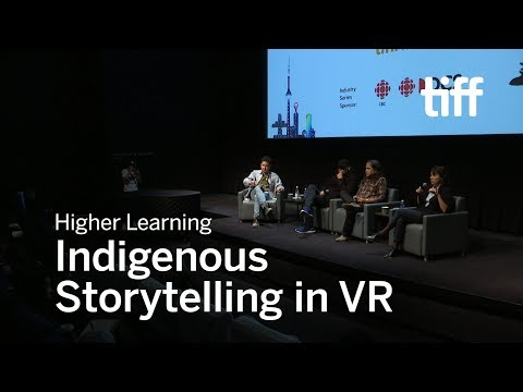 2167: Indigenous Storytelling in VR
